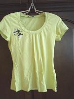 Отдается в дар Две футболки и льняная юбка в комплекте
