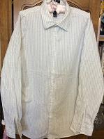 Отдается в дар Рубашка мужская Ворот 47