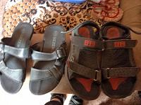 Отдается в дар обувь унисекс