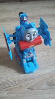 Отдается в дар Поезд — Робот Томас