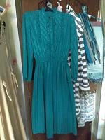 Отдается в дар Ретро платье 42-44
