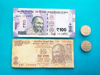 Отдается в дар Индийские деньги