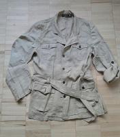 Отдается в дар Рубашка женская лён 48