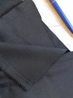 Отдается в дар Кусок черной ткани
