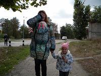 Отдается в дар Прекрасная слинго-куртка для беременных и для слингомам