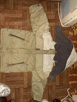 Отдается в дар Куртка и штаны зимние