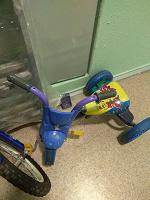 Отдается в дар Велосипед для малыша