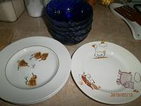 Отдается в дар Пиалы и тарелки