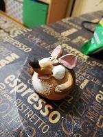 Отдается в дар Керамическая мыша