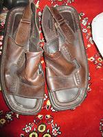 Отдается в дар сандали