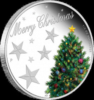 Отдается в дар Монета (новогодняя эстафета).