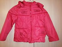 Отдается в дар Куртка осенняя на девочку. Размер 92