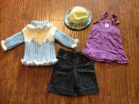 Отдается в дар Одежда девочкам