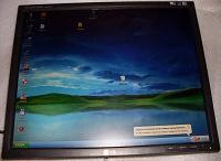Отдается в дар Монитор LG Flatron L1951SQ б/у