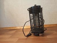 Отдается в дар Электрошоковая лампа против насекомых