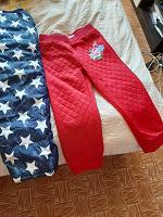Отдается в дар штаны для девочки рост от 110 до 128