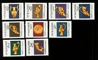 Отдается в дар Марки. Золотые сокровища 1966 г. Болгария