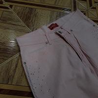 Отдается в дар легкие джинсы 46-48 р-р