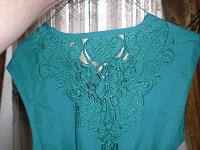 Отдается в дар Винтажный платье-халат 46-48