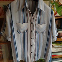 Отдается в дар Две блузы-рубашки женские