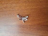 Отдается в дар Подвеска «стрекоза»