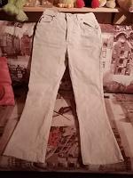 Отдается в дар Светлые брюки для мальчика