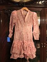 Отдается в дар Романтичное платье