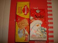 Отдается в дар Чай Надин и печенье