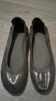 Отдается в дар Текстильные туфли — 36