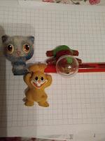 Отдается в дар Маленькие игрушки детям