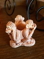 Отдается в дар Три обезьяны