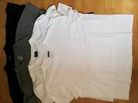 Отдается в дар Мужские футболки р 48
