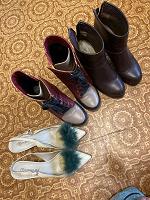 Отдается в дар Женская обувь 39 р