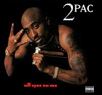 Отдается в дар Музыкальный диск 2PAC all eyez on me