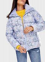 Отдается в дар Красивая куртка женская 44 размер