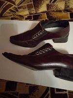 Отдается в дар женские туфли 37 размера