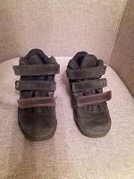 Отдается в дар Ecco экко ботинки осень-зима 28 р-р.