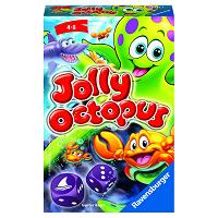 Отдается в дар Веселый осьминог Джоли мини, Jolly Octopus(Ravensburger)