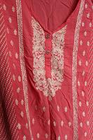 Отдается в дар Туника в этно стиле с вышивкой