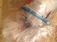 Отдается в дар упаковка (маленькие пакетики)