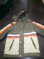 Отдается в дар Куртка на мальчика 128