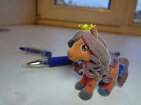 Отдается в дар Игрушка-пони