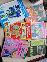 Отдается в дар Книги для творческих людей