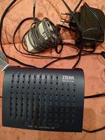 Отдается в дар ADSL модем ZTE ZXDSL 831II