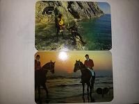 Отдается в дар Два карманных календарика на 1991 год