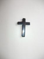 Отдается в дар Бусы или четки с крестом из гематита