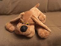 Отдается в дар Мягкая игрушка — Собака
