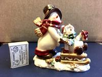 Отдается в дар Сувенир снеговики