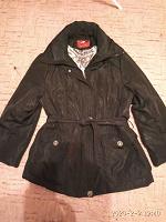 Отдается в дар Куртка демисезонная 52