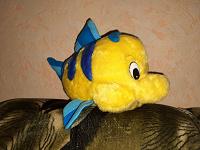 Отдается в дар Игрушка рыбка
